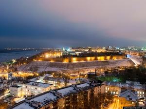 Нижний Новгород в 2017 году посетили более полумиллиона туристов