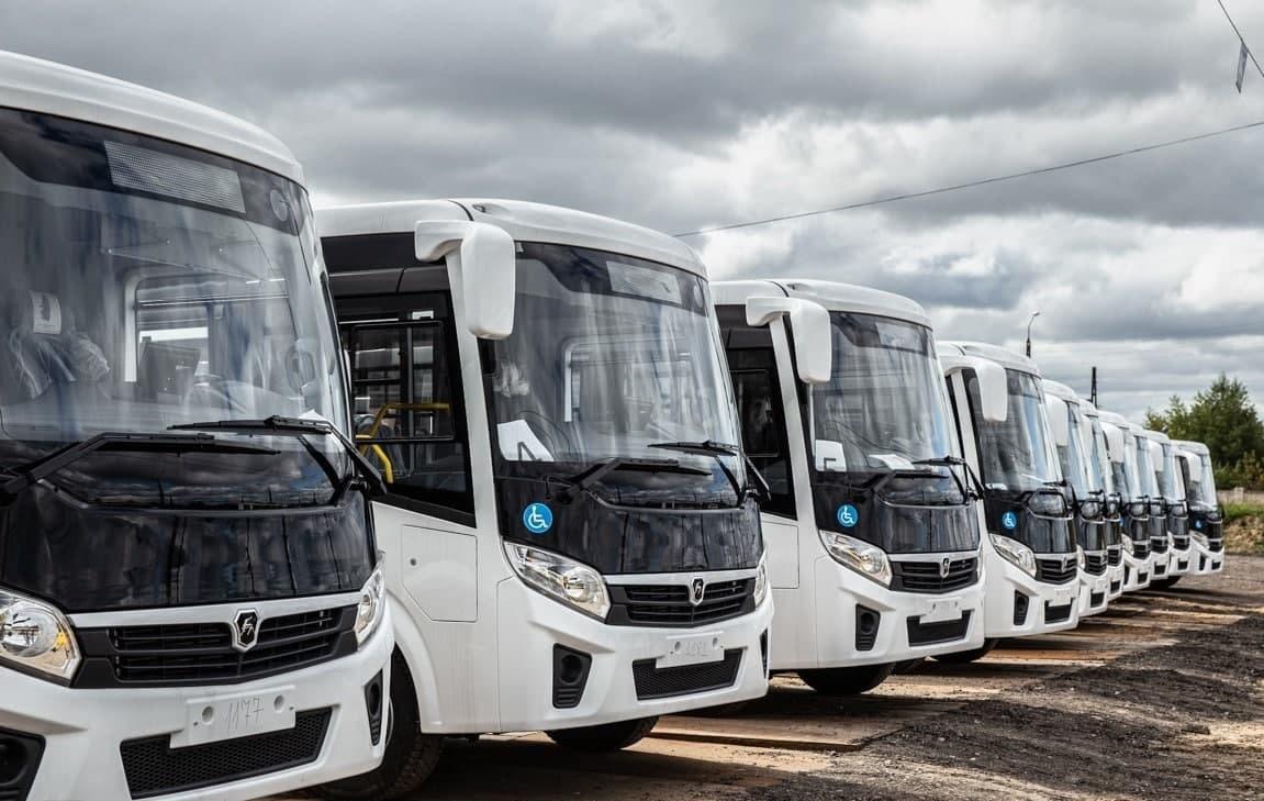 На трех дзержинских маршрутах увеличится количество автобусов - фото 1