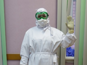 Замглавврача рассказала, как больница при ПОМЦ превратилась в COVID-госпиталь за две недели