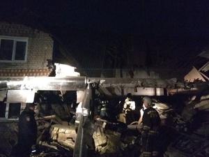 Один человек погиб и семеро пострадали из-за обрушения дома в Вачском районе