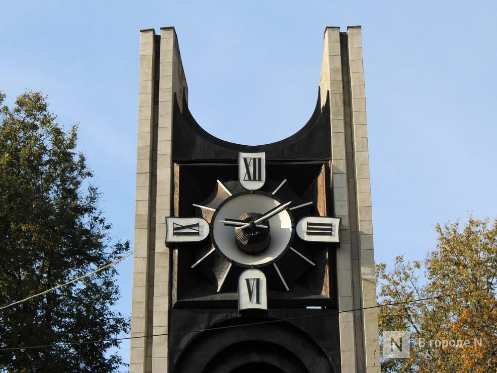 Хранители времени: самые необычные уличные часы Нижнего Новгорода - фото 13