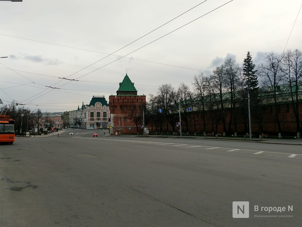 Неслучившийся город: Нижний Новгород, оставшийся в проектах - фото 11