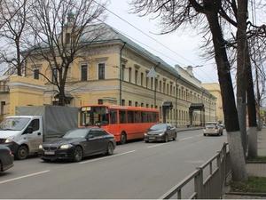 Реставрация областной библиотеки им. Ленина в Нижнем Новгороде завершится до 15 декабря