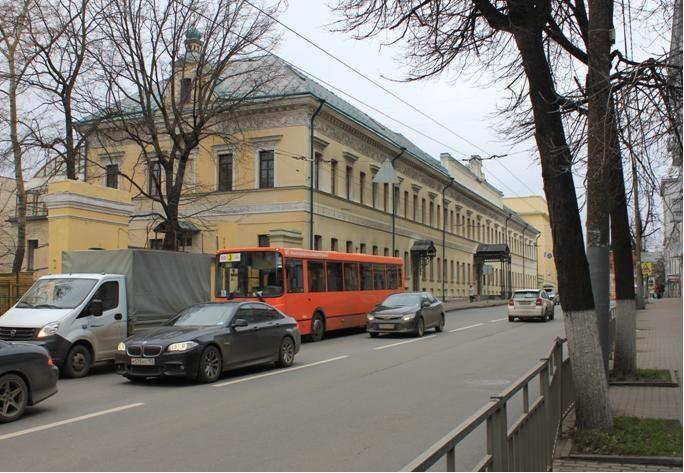 «Интехстрой» отреставрирует Нижегородскую областную библиотеку им. В. И. Ленина - фото 1