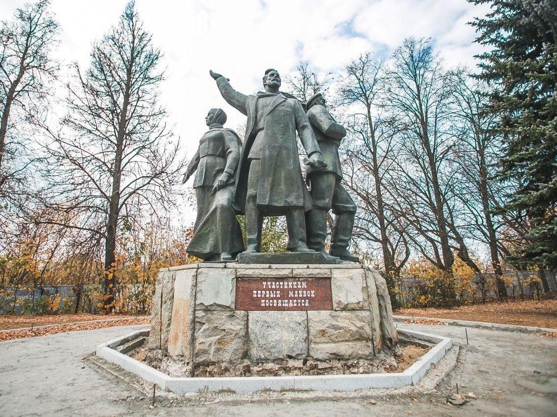 Сквер «Первых Маевок» благоустроят к юбилею Нижнего Новгорода - фото 1