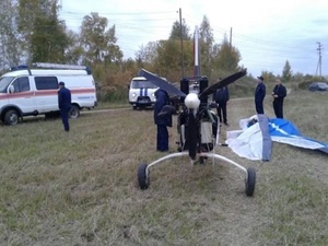 Получившего травмы городецкого пилота дельталета оштрафовали на 30 тысяч рублей