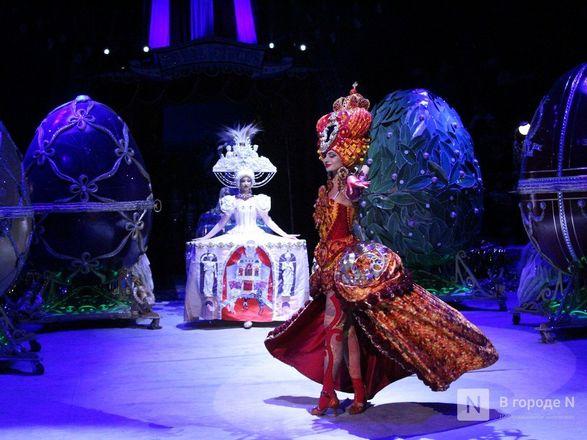 Чудеса «Трансформации» и медвежья кадриль: премьера циркового шоу Гии Эрадзе «БУРЛЕСК» состоялась в Нижнем Новгороде - фото 97