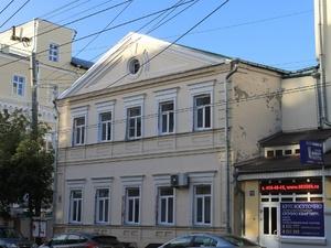 Реставрация флигеля усадьбы Киризеева в Нижнем Новгороде оценивается в 15 млн рублей