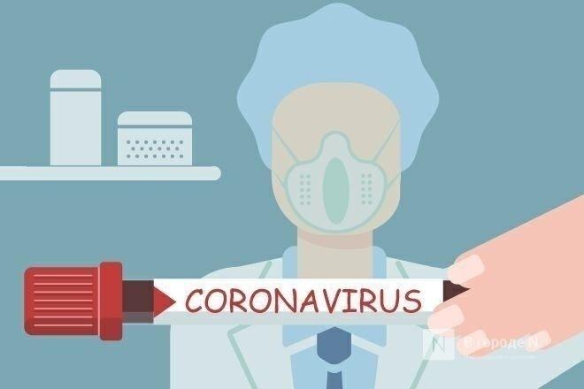 119 новых случаев заболевания коронавирусом выявлено за сутки в Нижегородской области - фото 1