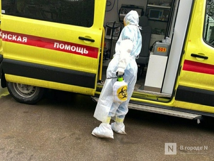 Количество заразившихся коронавирусом нижегородцев увеличилось на 221 человека