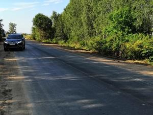 Дорогу к селу Второрусское отремонтировали в Арзамасском районе за 20,3 млн рублей