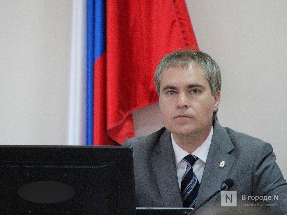 Мэр Нижнего Новгорода Владимир Панов ушел в отставку  - фото 1