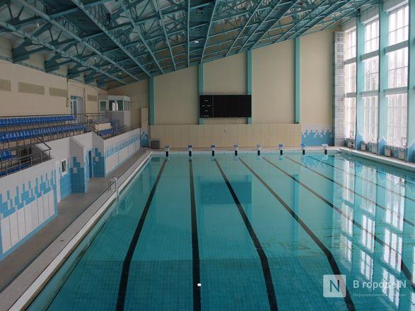 Возрожденный «Дельфин»: как изменился знаменитый нижегородский бассейн - фото 26