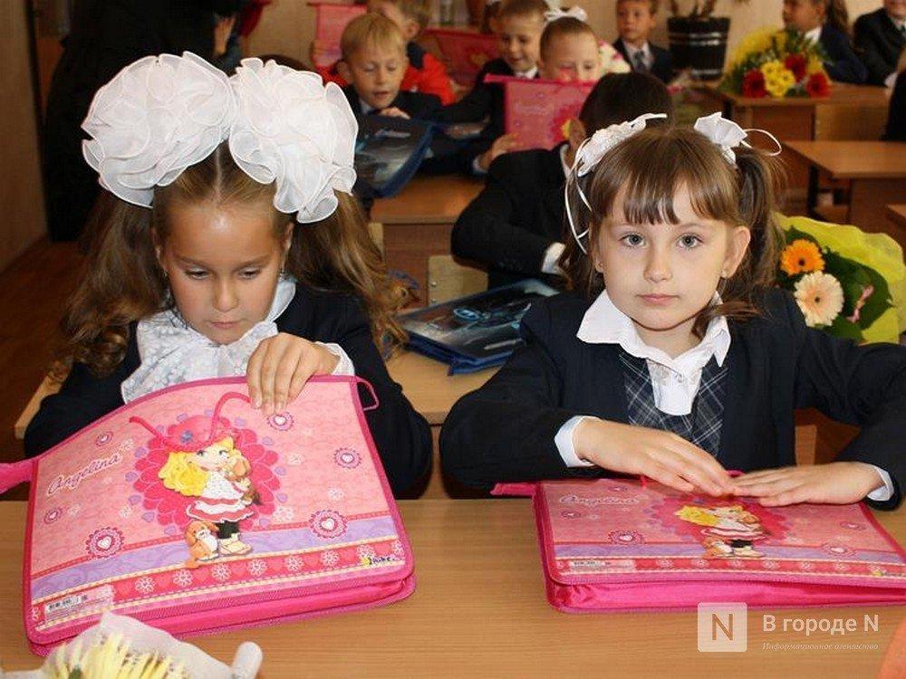 Две новые школы в Нижнем Новгороде примут учеников 1 сентября 2020 года - фото 1