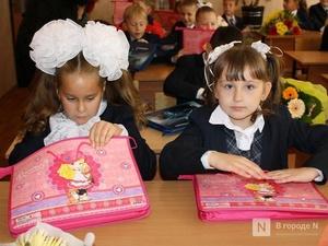 Две новые школы в Нижнем Новгороде примут учеников 1 сентября 2020 года