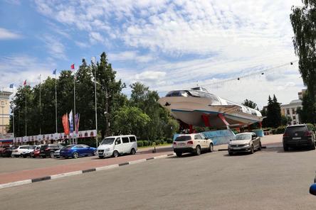 Сквер на площади Буревестника в Нижнем Новгороде благоустроят за 40 млн рублей