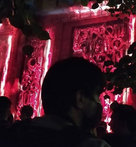 Нижегородские градозащитники раскритиковали «огненный» стрит-арт Покраса Лампаса - фото 1