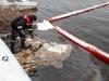 1 800 литров нефтепродуктов собрано на Волге в Нижнем Новгороде
