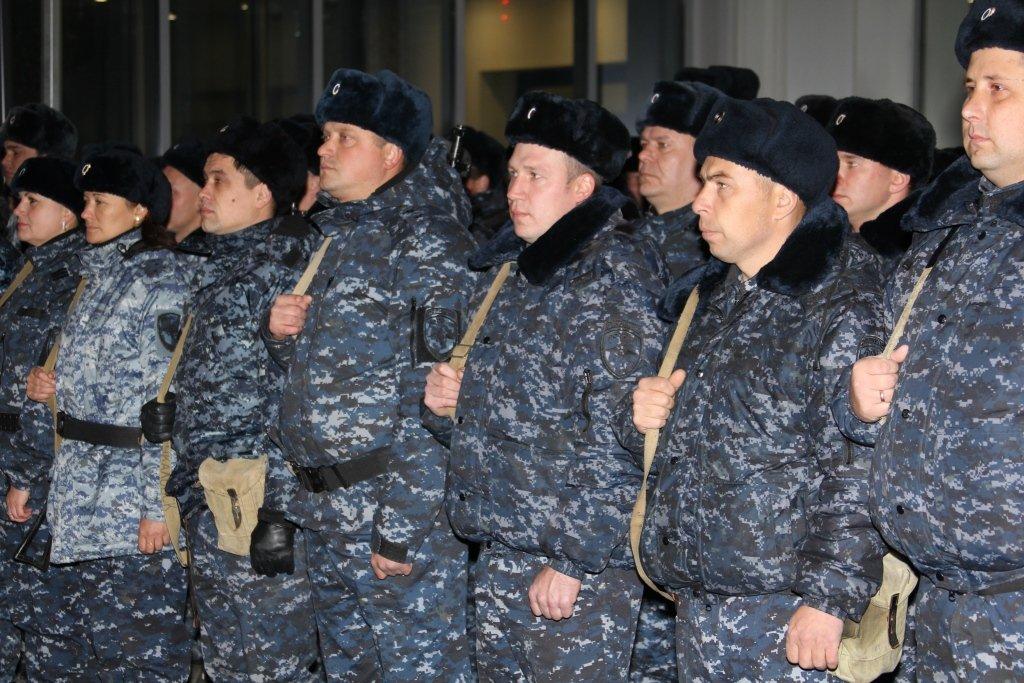 Нижегородские полицейские завершили полугодовую службу в Дагестане - фото 1