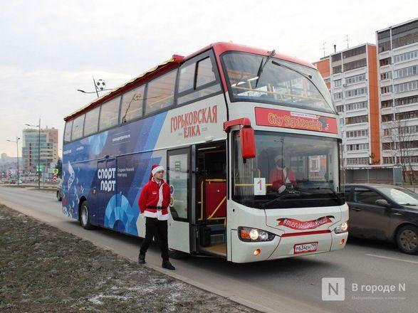 От вокзала до кремля на даблдекере: двухэтажный автобус начал курсировать по Нижнему Новгороду - фото 36
