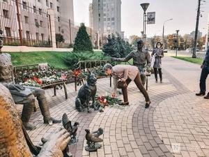 Юрий Шалабаев высказался о зачистке стихийного мемориала памяти Ирины Славиной
