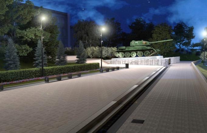 Ремонт площади у Вечного огня начался в Нижегородском кремле - фото 1