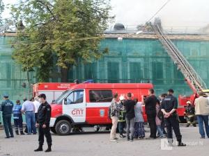 Восстановлением Литературного музея после пожара займется мэрия Нижнего Новгорода