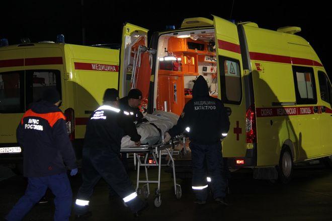 Пострадавших от взрыва газа жителей Ингушетии привезли на лечение в Нижний Новгород - фото 4
