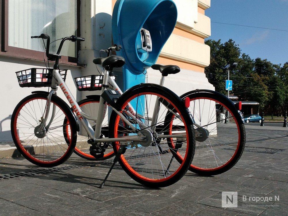 Первый велошеринг заработал в Нижнем Новгороде - фото 1