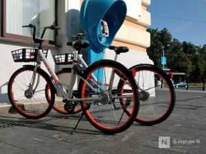 Первый велошеринг заработал в Нижнем Новгороде