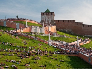 Нижний Новгород признали популярным туристическим центром России