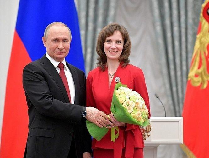 Путин наградил нижегородского ученого Марину Ширманову за достижения в лечении онкозаболеваний - фото 1