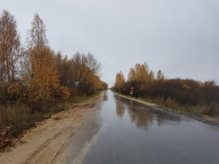 Почти 500 км дорог нижегородских дорог принято в эксплуатацию после ремонта