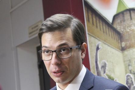 Шалабаев озвучил свои главные задачи на посту мэра Нижнего Новгорода