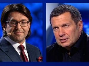 Малахов против Соловьева: россияне определили самого авторитетного журналиста страны
