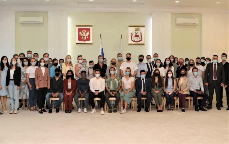 Иностранные студенты ННГАСУ приняли активное участие в мероприятиях международного молодёжного форума «Евразийский диалог на Волге» - фото 1