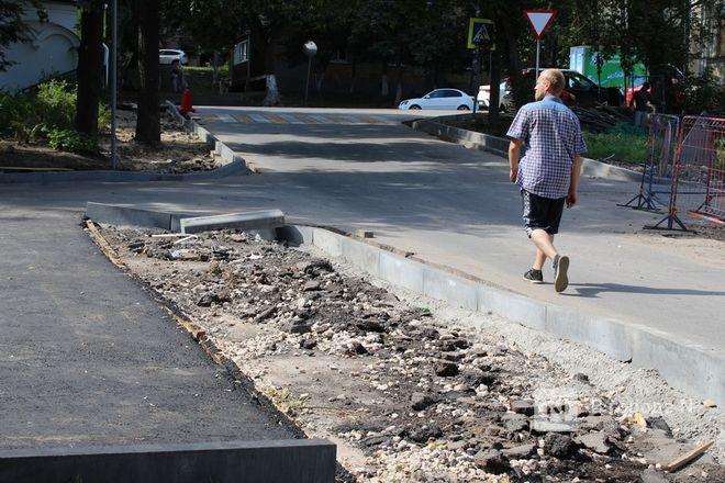Вид на Кремль и каменные мыши: как изменится Почаинский бульвар в Нижнем Новгороде - фото 33