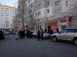 Двадцать дворовых территорий благоустроили в Автозаводском районе