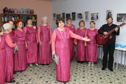 Торжества в честь ТОС прошли в библиотеках Нижнего Новгорода