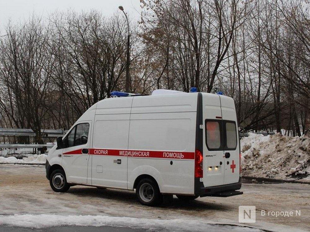 Женщина впала в кому после ДТП в Краснобаковском районе - фото 1