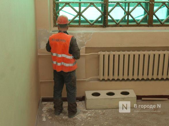 Единство двух эпох: как идет реставрация нижегородского Дворца творчества - фото 44