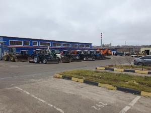 Дорожные службы Нижегородской области будут готовы к зиме к 30 ноября