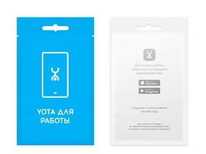Yota открыла продажи SIM-карт в Merlion