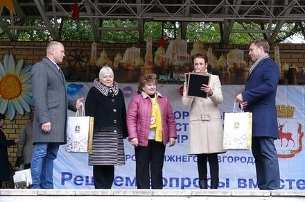 «Сосед соседу друг»: фестиваль активистов общественного самоуправления прошел в Нижнем Новгороде