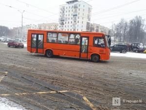Нижегородский транспорт временно изменит маршруты из-за перекрытия Канавинского моста