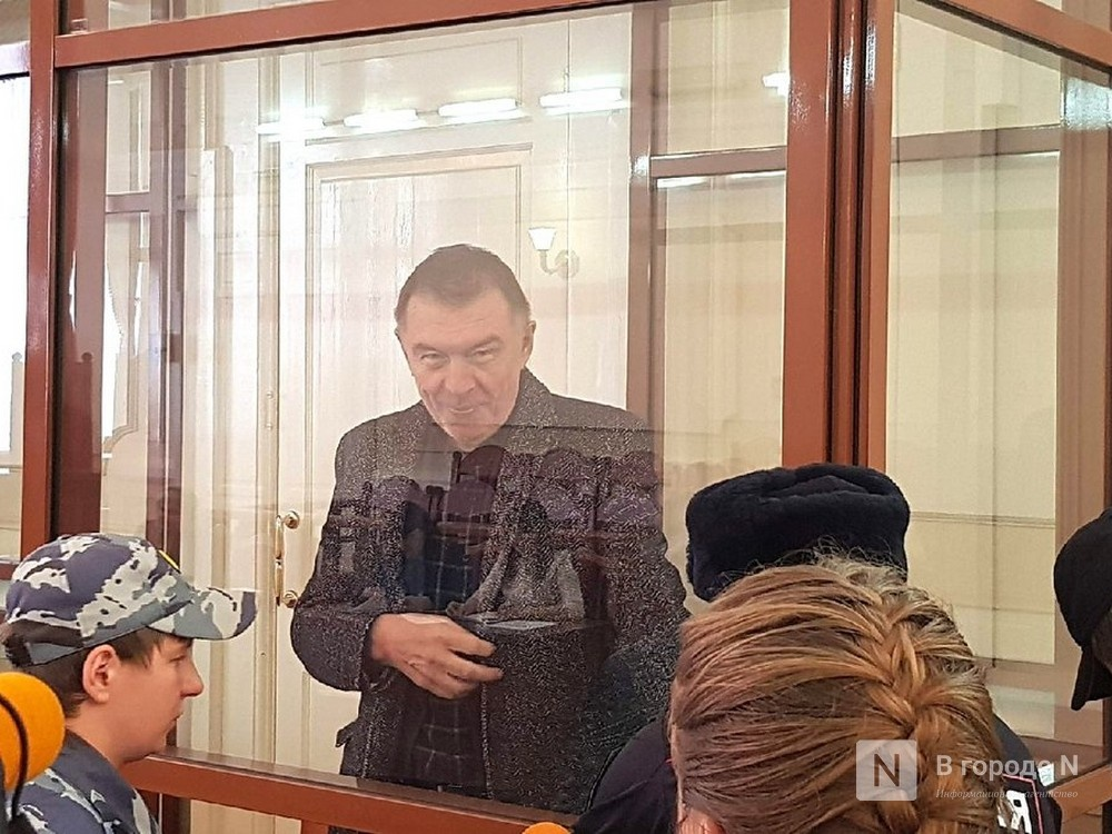 Экс-мэр Нижнего Новгорода Андрей Климентьев проведет за решеткой четыре года  - фото 1