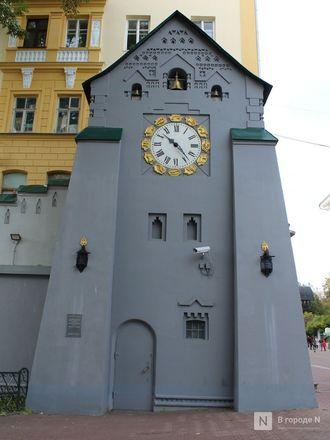 Хранители времени: самые необычные уличные часы Нижнего Новгорода - фото 6