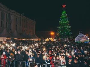 Более 150 тысяч человек провели каникулы на «Горьковской елке»