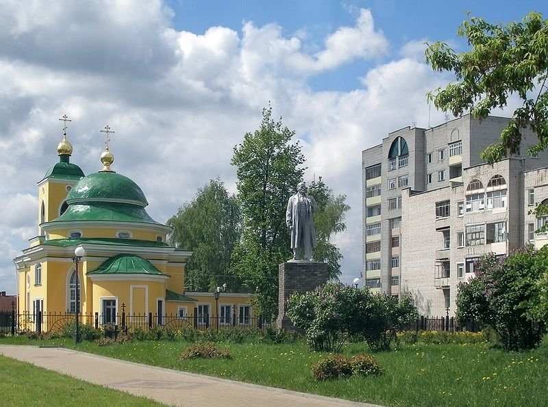 Выкса признана одним из топ-10 моногородов России - фото 1