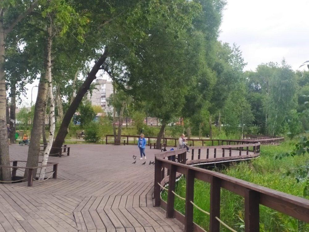 Камеры видеонаблюдения начали устанавливать в Светлоярском парке - фото 1